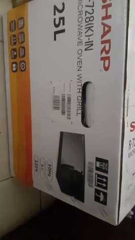 Microwave SHARP R 728 K IN