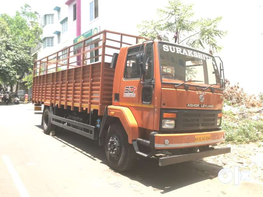 Ashok leyland ecomet 1214 22ft body 0