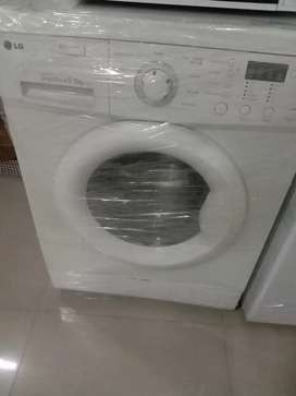 LG direct drive front load washing machine good condition