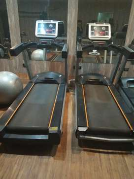 Treadmill service, gym service