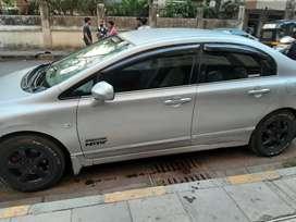 Honda civic in good condition