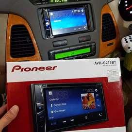 Headunit Pioneer Bloetooth Terbaru garansi 1 Tahun [FM Audio]