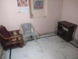 Single/ Two room/ PG, Semi Furnished in Mahipalpur