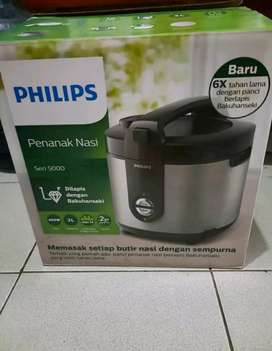 Magic Com Philips HD 3138 2L Garansi 1th