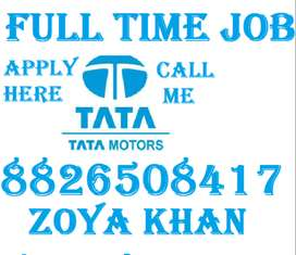 TATA MOTORS Full time job apply in helper,store keeper,supervisor