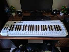 Keyboard Midi Controller Samson Carbon 49