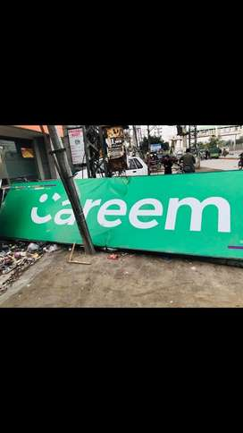 Careem Board for Sale.