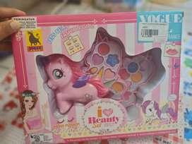 Mainan anak set baru make up