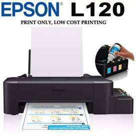 Printer Inkjet Epson L120 Ink Tank Print Only