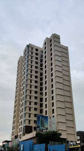 1 Bhk Flat for slae in Thane Kasarvadavali near Suraj Water Park