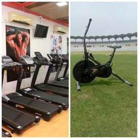 Exercise cycle hi cycle /treadmill hi treadmill