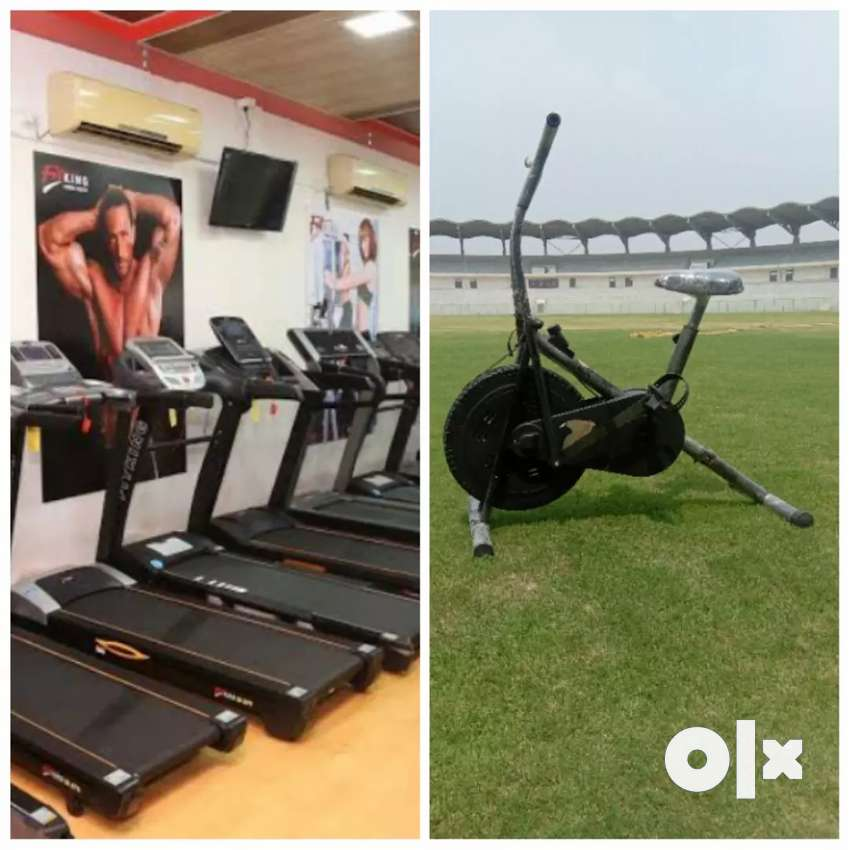 Exercise cycle hi cycle /treadmill hi treadmill 0