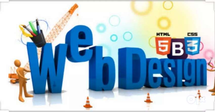 I want web designer. Jo web site's design kre.1 to 2 saal Experience. 0