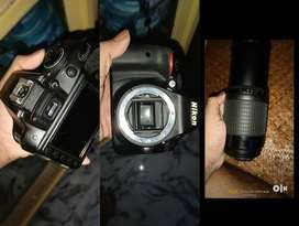 Model D3330 with 70300 lens at lowest price