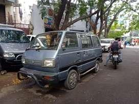 Maruti Suzuki Omni 2008 Petrol 51059 Km Driven exlent condition Smooth