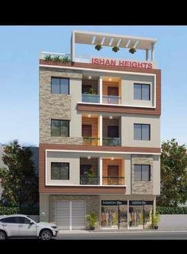 2bhk flats for sale in prime location ashoka garden near dushera maidn