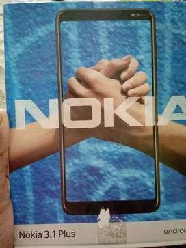 Nokia 3.1+