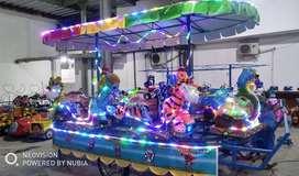 mini coaster odong odong persewaan rel supernova UK