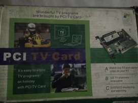 Tv card for cpu