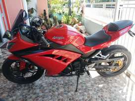 Kawasaki Ninja 250 Fi mulusss