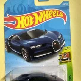 Hotwheels Bugatti Chiron