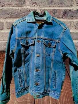 Jacket jeans blue