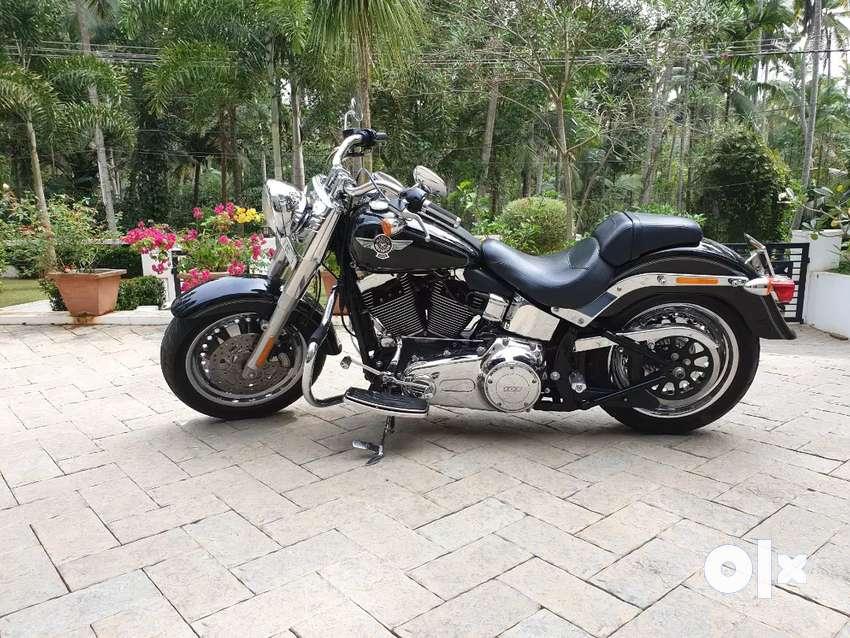 Harley Davidson Fat Boy 0