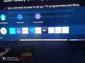Samsung tv 55in. 7700