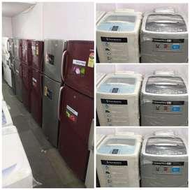 @ 250 ltr ₹ 8500 double door fridge &; lg , Samsung , Hitachi