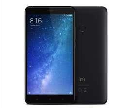 Redmi mi max2 mobile 4gb 64gb for sale 1.5 year old