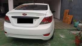 Hyundai Accent Excel-3 2013 Sedan Putih