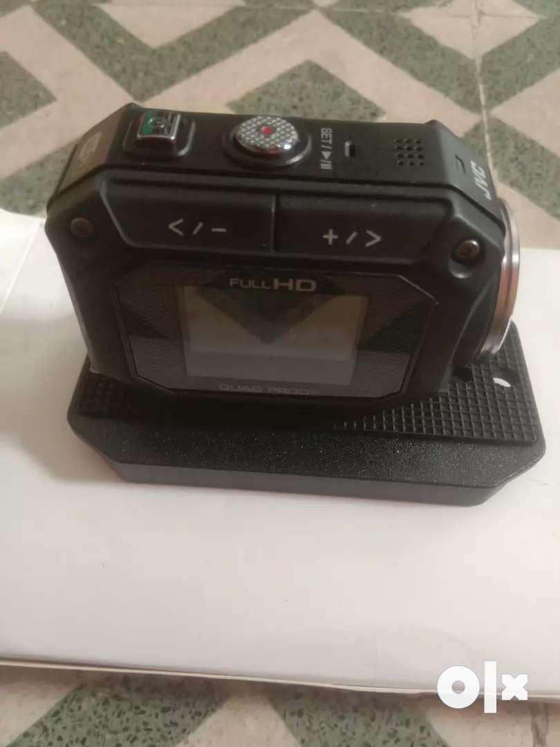 JVC Video camera full HD