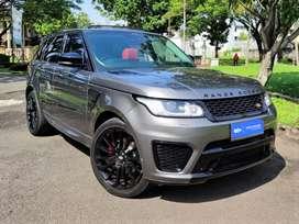 Land Rover Range Rover Sport 3.0 HSE A/T 2014 Abu abu