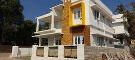 4Bhk Brand New House For Sale In Vikasavani Near Infopark