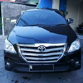 Toyota Innova G DSL 2.5 at thn.2014, bs kredit