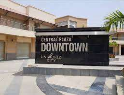 Downtown mall Shop for SELL in Planning city New Town only 33 Lacs
