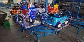 RST odong odong poli robocar kereta mobil excavator mini IIW