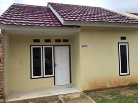 Rumah subsidi + tanah