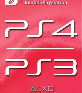 Dibutuhkan Operator Rental PS3 & Ps4