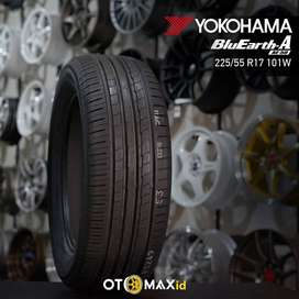 Ban Mobil Yokohama BlueEarth (AE-50) 225/55 R17 101W