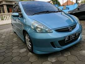 Honda Jazz Vtech topgrade sporty