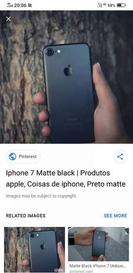iPhone 7 32GB 1years old only