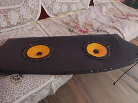 Chevorlet Beat ordinal.speakers and parcel tray