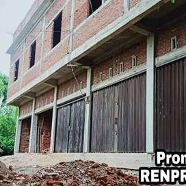 Jl.Soekarno Hatta Lampeneurut -Sewa Toko 2/3 Pintu 2 Lantai Aceh Besar