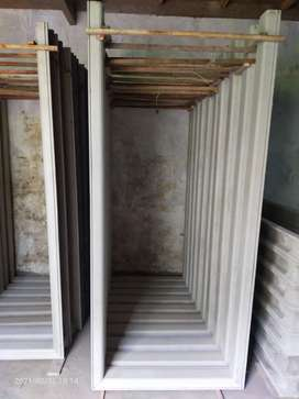kusen pintu beton serutan bukan cor