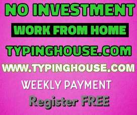 Work from home - No fee
