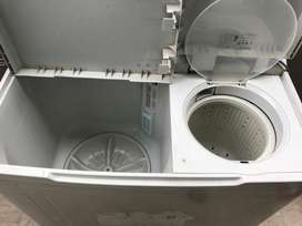 Haier Washing Machine with Dryer