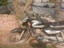 Bajaj CT 100 Bike