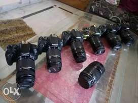 dslr camera on rent in chandigarh 700d