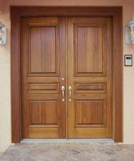 Kusen dan Pintu Kayu oven